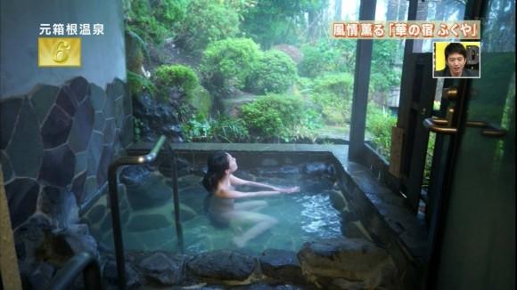 【放送事故画像】テレビでしか見れない女性の入浴姿がこちらwww 05