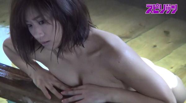 【放送事故画像】テレビでしか見れない女性の入浴姿がこちらwww 18