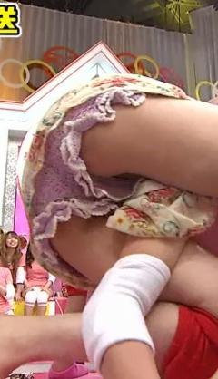 【放送事故画像】こんなお尻見せられたらあなたならどぉしますか? 07