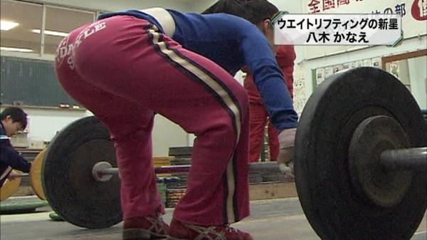 【放送事故画像】こんなお尻見せられたらあなたならどぉしますか? 09