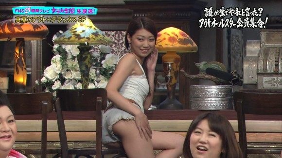 【放送事故画像】テレビでエロい尻映ってたらチンコムズムズしてきたwww 14