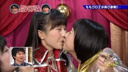 【放送事故画像】テレビに映ったキスシーンやキス顔って妙に興奮するww 18