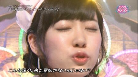 【放送事故画像】テレビに映ったキスシーンやキス顔って妙に興奮するww 19