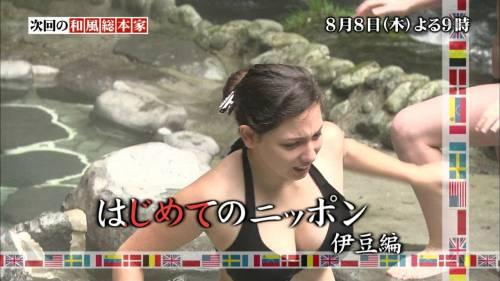 【放送事故画像】そろそろ水着の女達が恋しくなってきただろwww 13