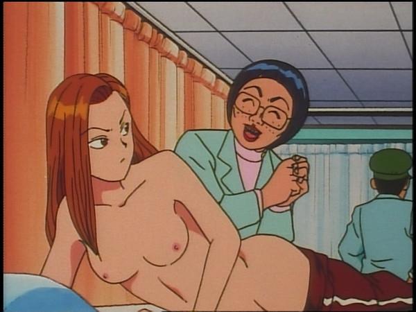 【2次お宝エロ画像】昔のアニメって結構エロいシーン多かったよなwww 06