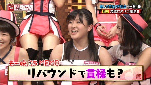 【放送事故画像】視聴率取るならパンツくらい見えてもお構いないの女達www 07