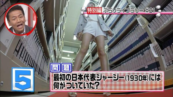 【放送事故画像】綺麗な足してるんだけど太ももはムチムチってエロくない?ww 22