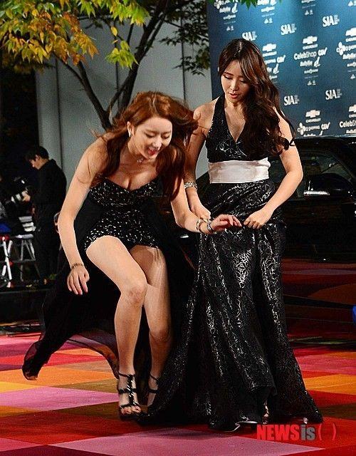 【アイドルお宝画像】韓国のアイドルがこんなにエロいならもはや整形だろうがなんでもいぃwww 02