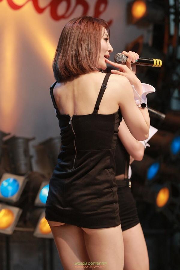 【アイドルお宝画像】韓国のアイドルがこんなにエロいならもはや整形だろうがなんでもいぃwww 18
