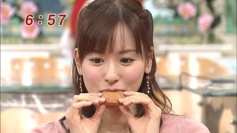 【放送事故画像】その顔、食べ方、物凄く卑猥ですよw何考えてるんですかww 02