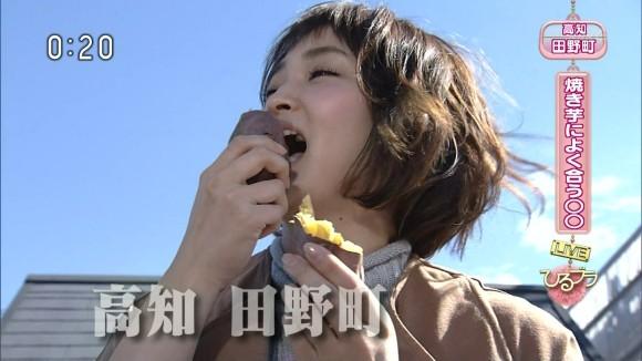 【放送事故画像】その顔、食べ方、物凄く卑猥ですよw何考えてるんですかww 03