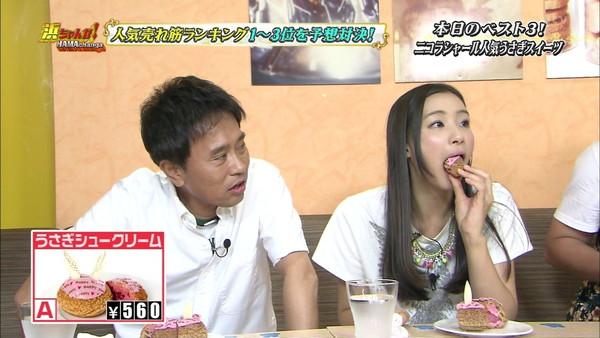 【放送事故画像】その顔、食べ方、物凄く卑猥ですよw何考えてるんですかww 05
