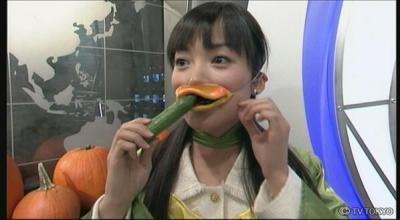 【放送事故画像】女子アナ達のエロ可愛いハロウィンコスプレwww 11