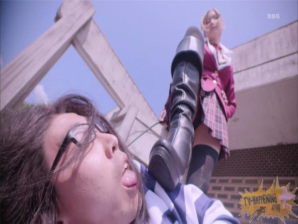 【お宝エロ画像】今話題のドラマ、監獄学園第2話もまたまたエロシーン満載www 04