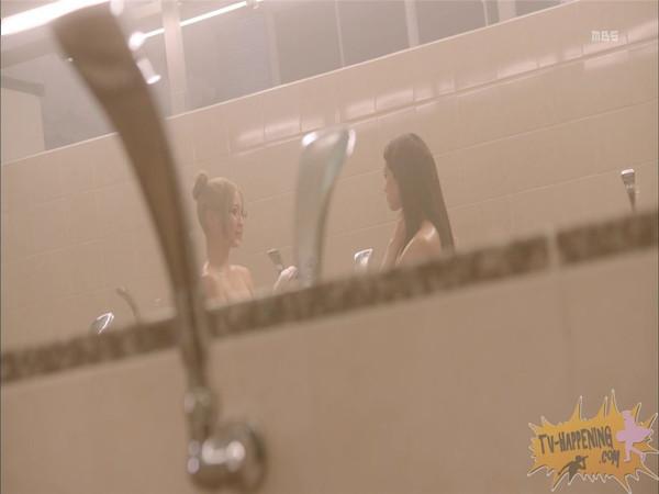 【お宝エロ画像】今話題のドラマ、監獄学園第2話もまたまたエロシーン満載www 12