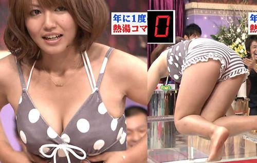 【放送事故画像】やたらとテレビでオッパイ強調したがる女達がこいつらだwww 10