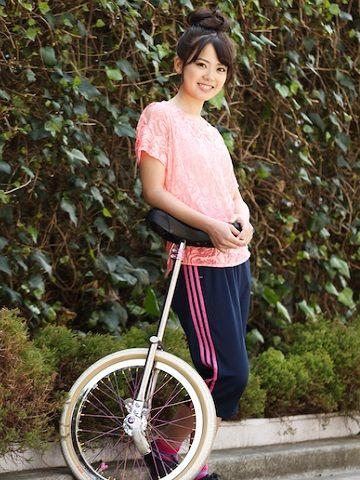 【芸能お宝画像】最近話題の可愛すぎる一輪車世界チャンピョン佐藤彩香ちゃん!これは可愛すぎww 21