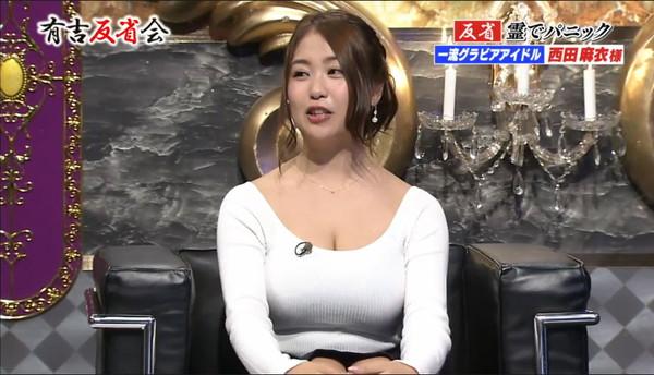【放送事故画像】これが私の武器と言わんばかりにテレビで見せつけてくる女達ww 22