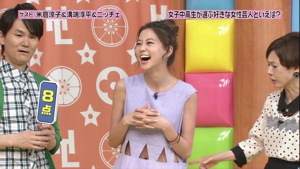 【放送事故画像】なんで女の子のおへそってこんなに可愛いんだ?www 03