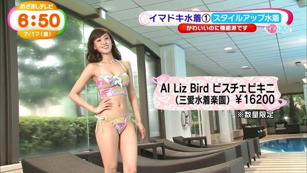 【放送事故画像】夏の思い出といえばやっぱり水着美女達?ww 05