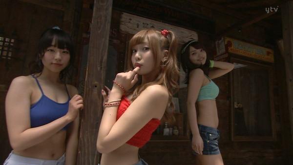 【放送事故画像】夏の思い出といえばやっぱり水着美女達?ww 18