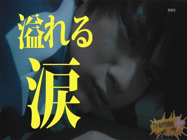 【お宝エロ画像】監獄学園第3話!脱衣シーンで女の下着姿映りまくりww 33