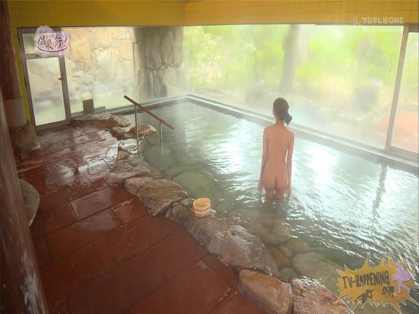 【お宝エロ画像】いつ見てもエロい「温泉に行こう!」今回も可愛いお尻が見れますよww 37