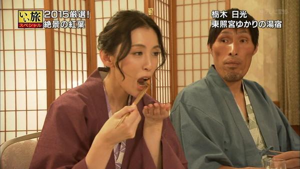 【放送事故画像】食べてる時の顔がもぉフェラしてる時の顔で妄想膨らむ~ww 12