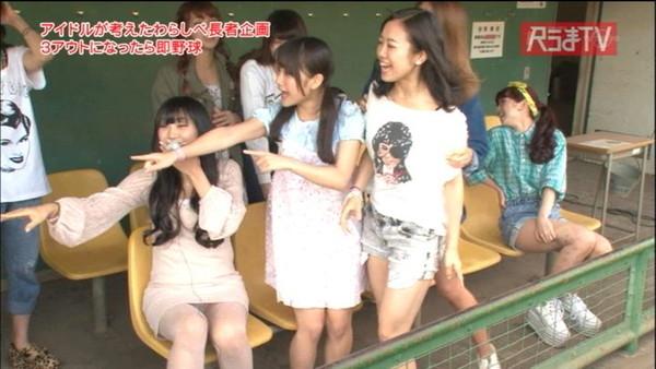 【放送事故画像】この一瞬を見逃すな!女子アナやアイドルの見せる一瞬のパンチラ! 06