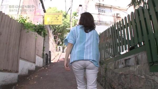 【放送事故画像】このお尻にヒップドロップ喰らってみたくないか?www 19
