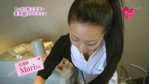 【放送事故画像】女子アナやアイドルが胸元チラチラ見せるもんだから勃起してきたんだがwww 08