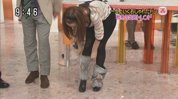 【放送事故画像】女子アナやアイドルが胸元チラチラ見せるもんだから勃起してきたんだがwww 24