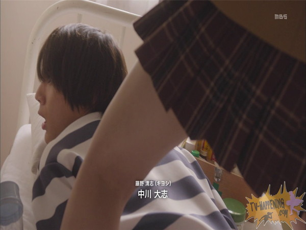 【お宝エロ画像】監獄学園第4話!まさか、脱衣からの聖水シーンまでやっちゃう!? 29