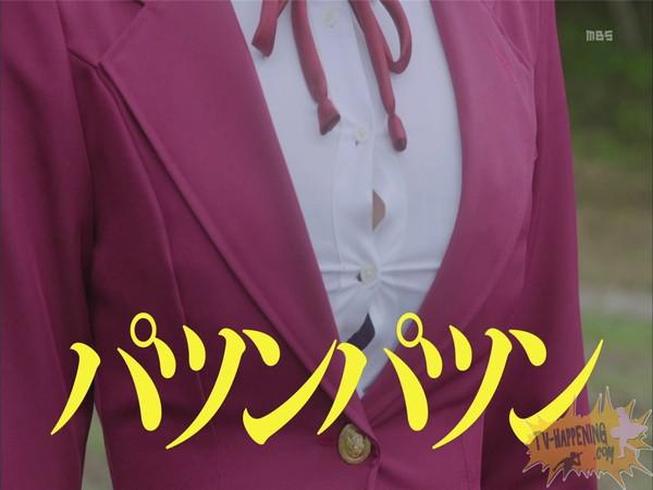 【お宝エロ画像】監獄学園第4話!まさか、脱衣からの聖水シーンまでやっちゃう!? 32