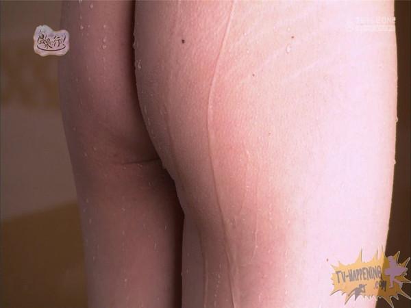 【放送事故画像】もしやパイパン?温泉に行こうに出た女性がパイパンっぽいので際どいシーンがやばいww 48