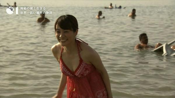 【放送事故画像】こんなオッパイの女の子に抱きしめて温めてもらいたいwww 11