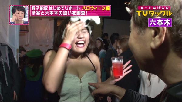 【放送事故画像】こんなオッパイの女の子に抱きしめて温めてもらいたいwww 15