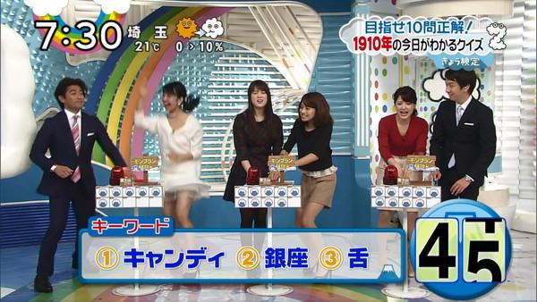 【放送事故画像】女のパンツが見たいか?ならテレビつけてみろ、こんなに見れるからww 14