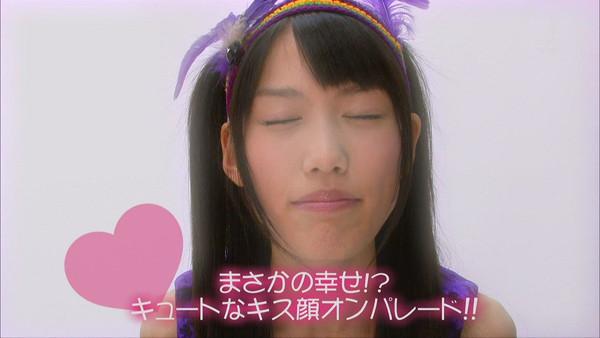 アイドルの超萌えるキス顔にメロメロ!