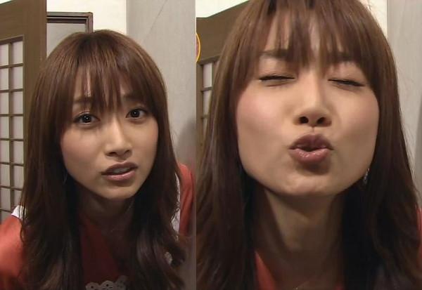 【放送事故画像】キス顔に萌え~!あぁ俺もこんな子達とチュ~したいよぉ~ww 21