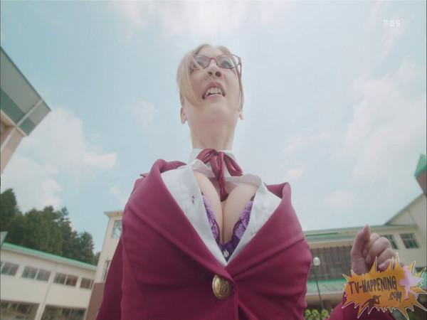 【お宝エロ画像】監獄学園第5話!何だ?今回はやたらと水着美女がやたら出てるじゃないか!! 21