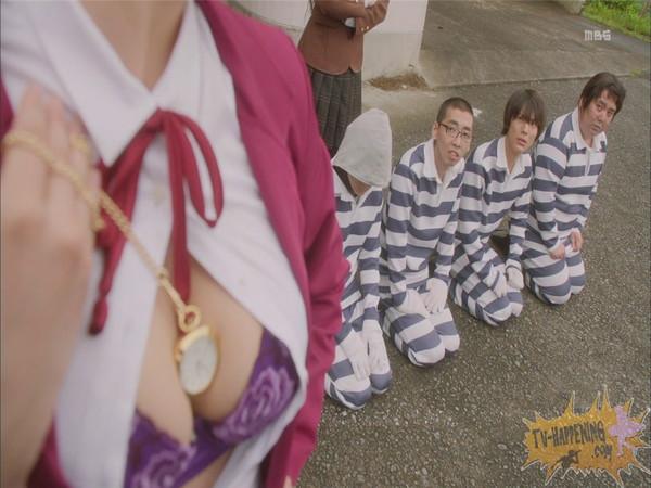 【お宝エロ画像】監獄学園第5話!何だ?今回はやたらと水着美女がやたら出てるじゃないか!! 23