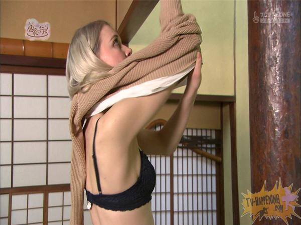【お宝エロ画像】今回の温泉に行こうは外人の金髪美女!!お尻マジエロいwww 54