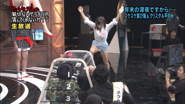 【放送事故画像】パンツ見せて好感度も視聴率も上げようとしてる奴らwww 06