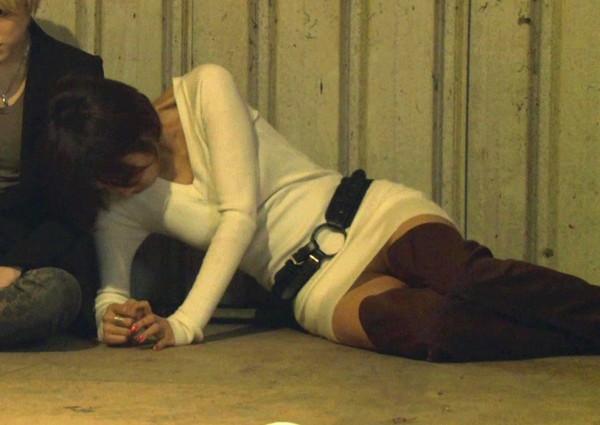 【放送事故画像】パンツ見せて好感度も視聴率も上げようとしてる奴らwww 17