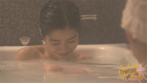 【お宝エロ画像】レズ物語のドラマ、トランジットガールズ!女同士でお風呂入ってイチャラブwww 08