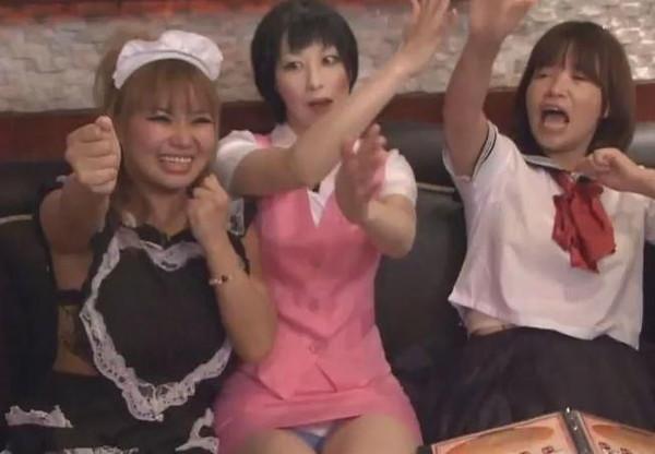 【放送事故画像】体張って頑張ってる女芸人達!頑張ったらやれなくもないような・・・どぉ?w 04