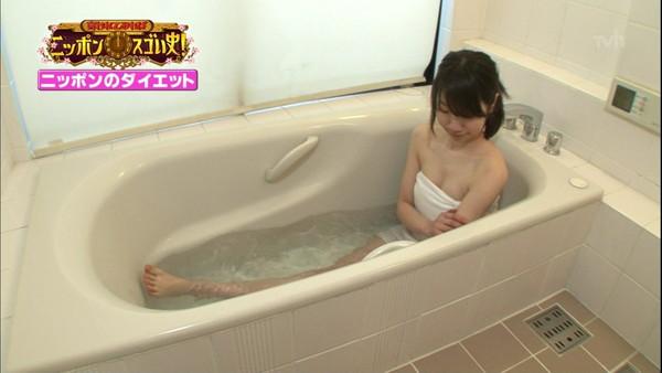 【放送事故画像】温泉レポ―としてる女のバスタオル取れたらいいのにっていつも思ってしまうよなww 06