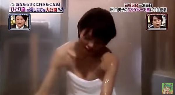 【放送事故画像】温泉レポ―としてる女のバスタオル取れたらいいのにっていつも思ってしまうよなww 10