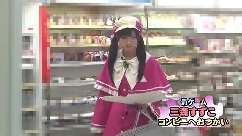 【放送事故画像】テレビでコスプレしたエロカワイイ女達が映ってるぞwww 13